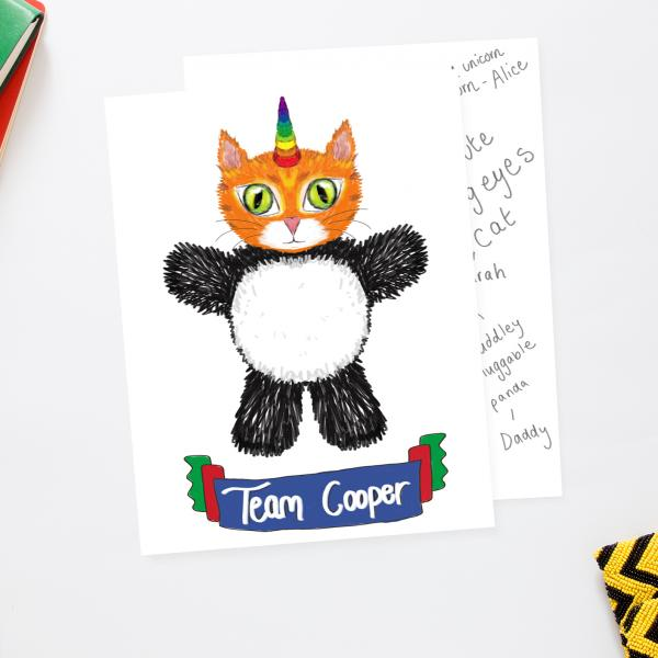 Family Art Workshop: Family Mascot Costume and Roleplay