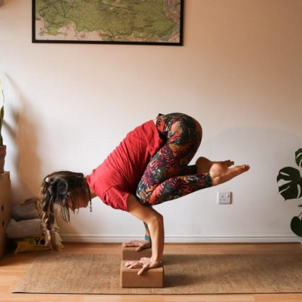 Yoga Hero Online | Flow to Crow Workshop