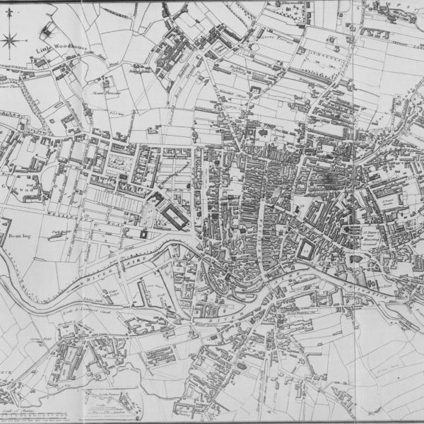 Leeds in 1821