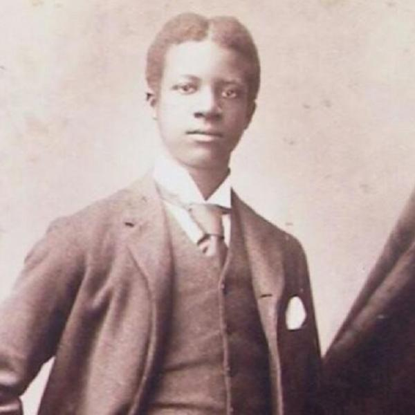 Bertie Robinson: The Footman from St Vincent