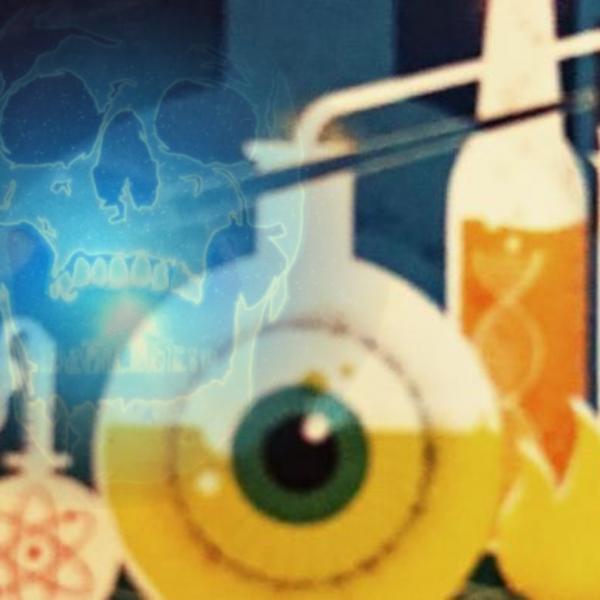 Quantum Sauce's Halloween Science Show...