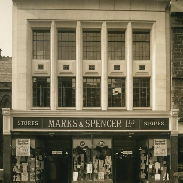 Films from the Archive: The Changing High Street
