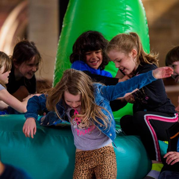 Inflatable Heaven | Family Summer Events