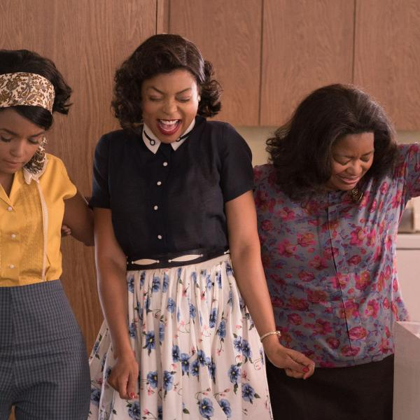 #Exaflicks: Hidden Figures Watch Party