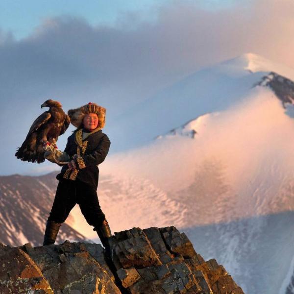 FLIX Presents: The Eagle Huntress