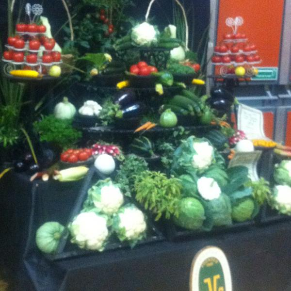 Leeds Flower, Vegetable and Craft Show 2015