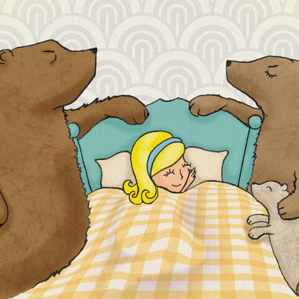 Northern Ballet: Goldilocks & the Three Bears