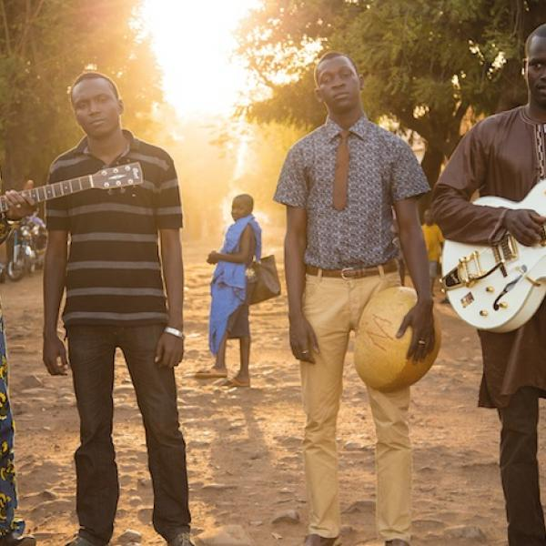 Left Bank Cinema presents They Will Have to Kill Us First: Malian Music in Exile