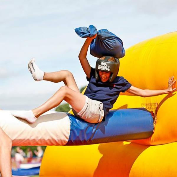 Breeze on Tour: Cross Flatts Park