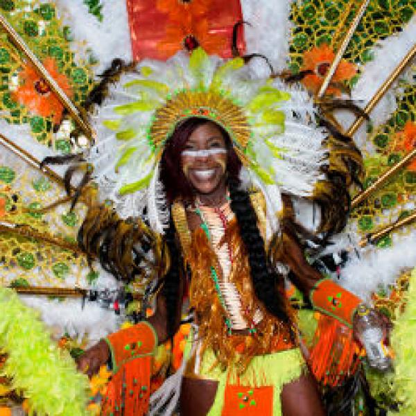 Leeds Carnival King & Queen Show