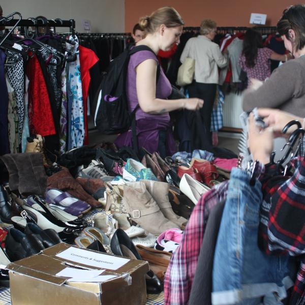 Leeds Community Clothes Exchange - September