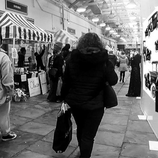 Hidden Figures: A Cultural Themed Market & Exhibition