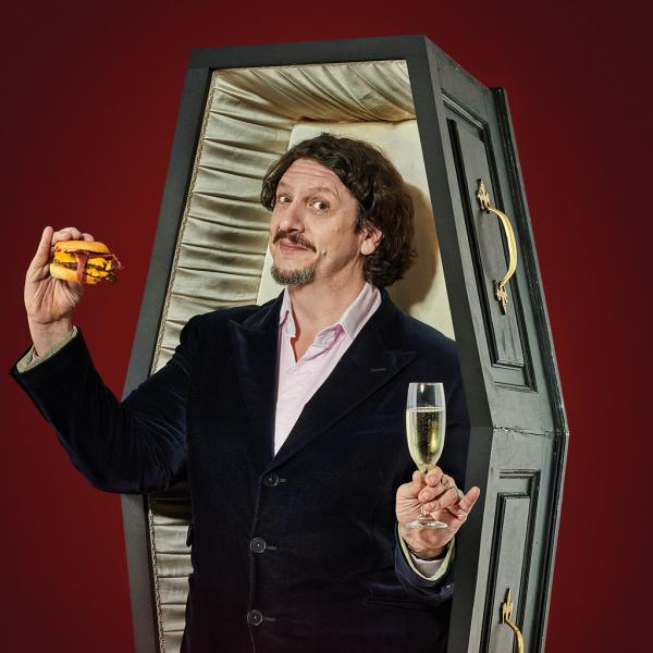 Fane Online Live Stream with Jay Rayner