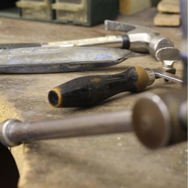 Tinsmithing Workshop