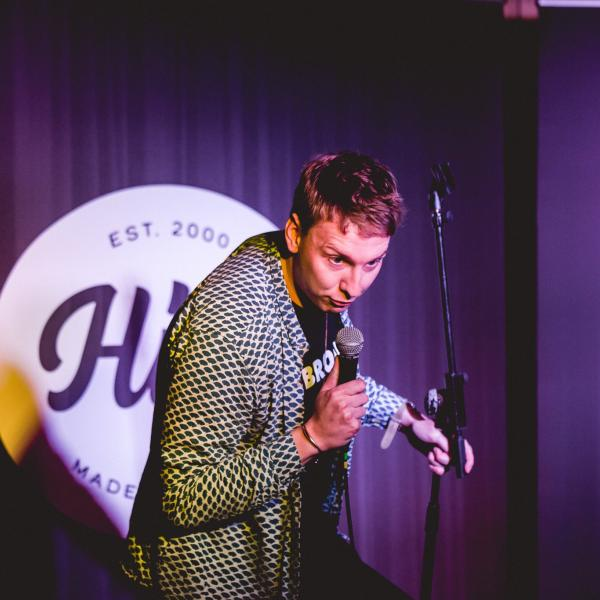 Stand Up Comedy at The Hifi Club