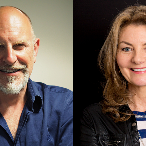 Jo Caulfield & Simon Evans: Live From Their Living Rooms