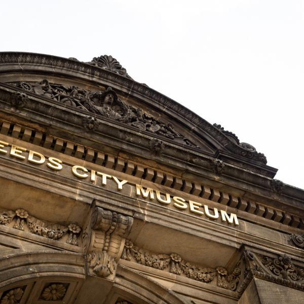 leeds museum frontage