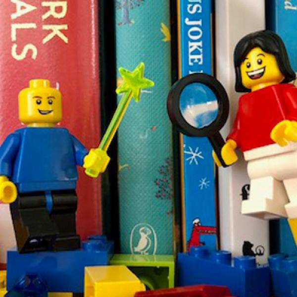 Lego @LeedsLibraries