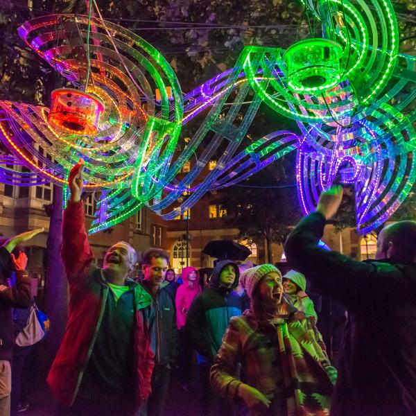 Volunteer With Light Night 2019