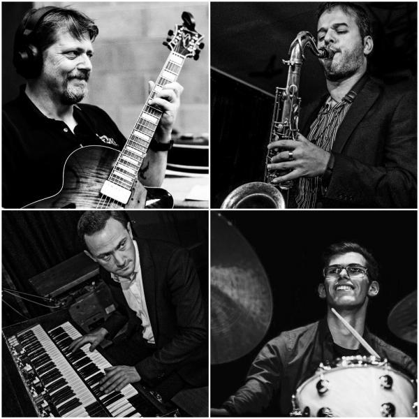 Nigel Price Organ Trio featuring Vasilis Xenopoulos