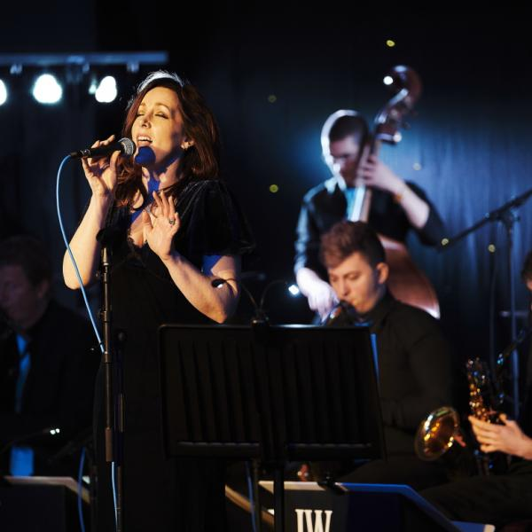 The Northern Swing Orchestra with Kate Peters
