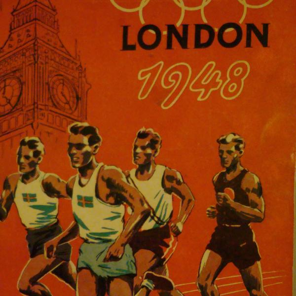 Olympics; Then And Now