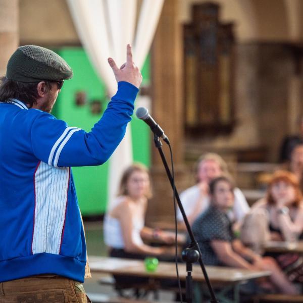 On The Mic - Spoken Word & Open Mic Night