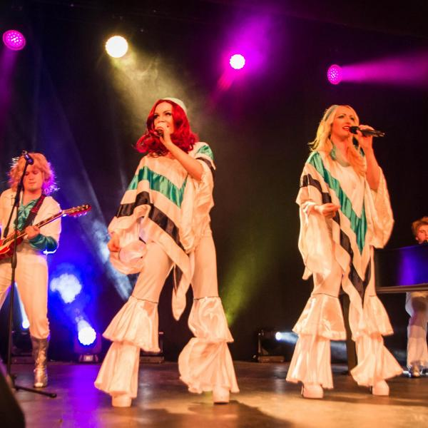 ABBA - Just One Look tribute band