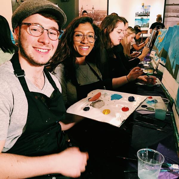 Online Event - Paint Monet for Mother's Day