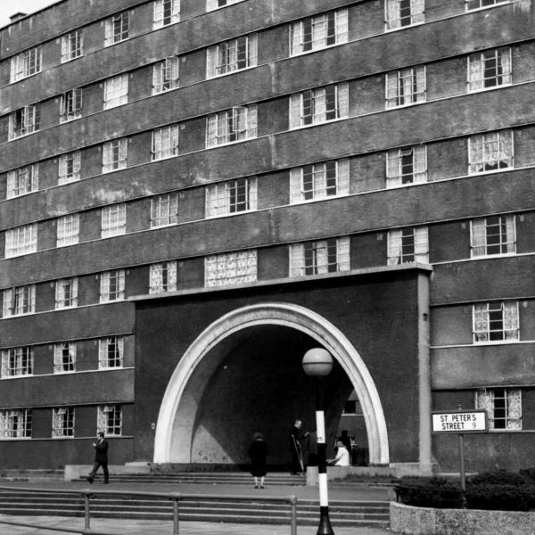 Leeds Modernist in the Archive