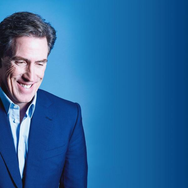 Rob Brydon | A Night of Songs & Laughter
