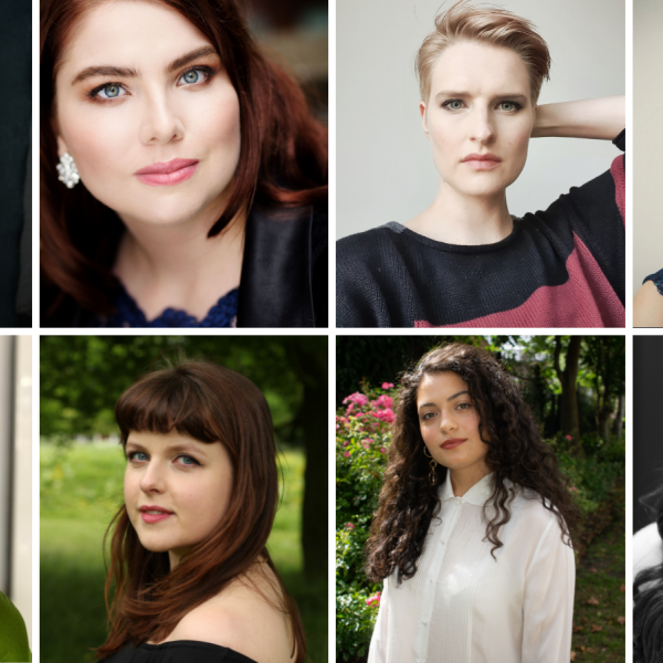 Picture of eight female singers