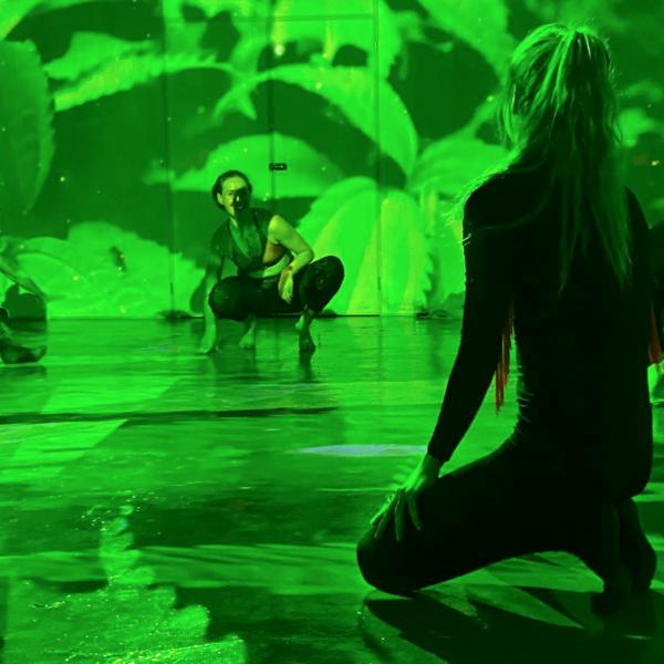 Digital Immersive Yoga (DiY)