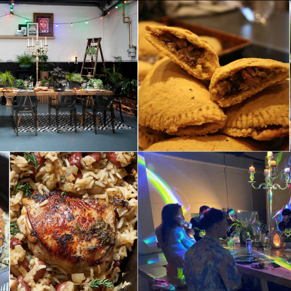 Distant Dining Supperclub: Soul Food & Soulful House