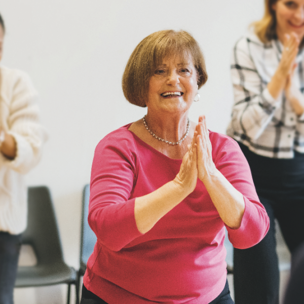 Dance On Tuesday Zoom Dance Classes for Older Adults