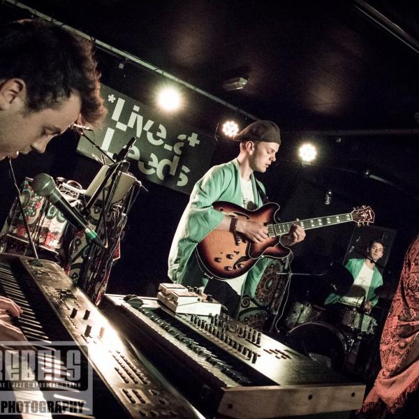 Jazzland Sessions: Tight Lines Takeover featuring Skwid Ink & The Mabgate Organ Trio