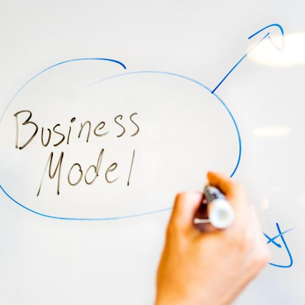 business model graphic