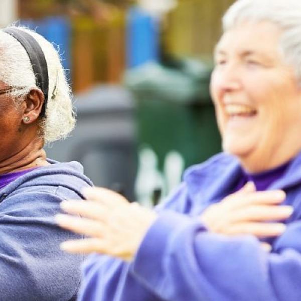 Yorkshire Dance - Dance On: International Women's Day Social