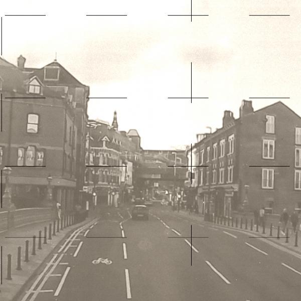 Sonic Stops - an audio journey across Leeds