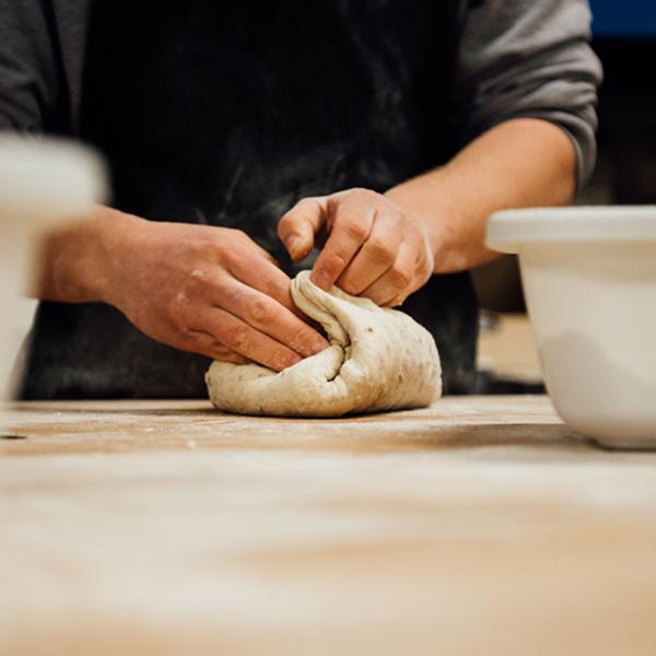 Leeds Bread Co-op Sourdough Baking Class