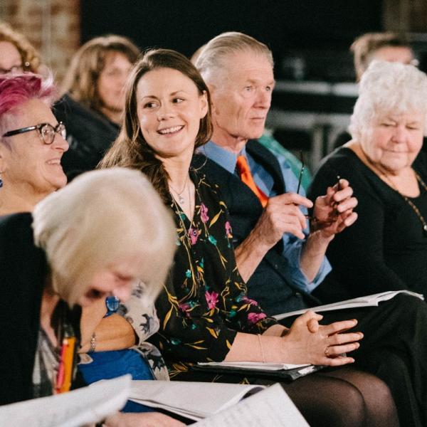 Opera North: Step Into Singing