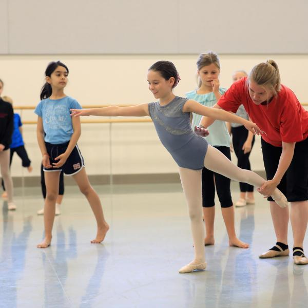 Northern Ballet Learning: Summer Course
