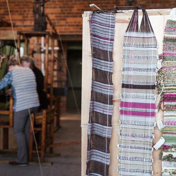 Six Week Beginners Weaving Course