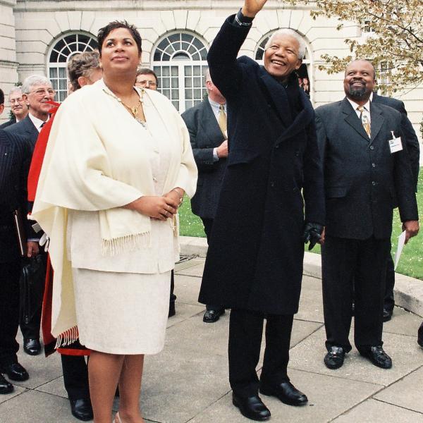 Meeting Mandela