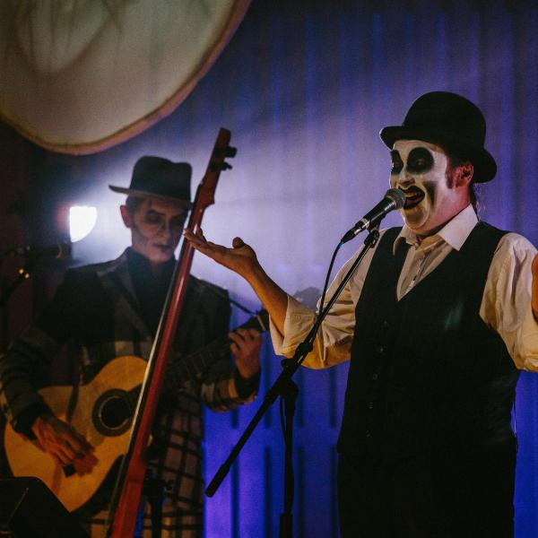The Tiger Lillies: Love for Sale