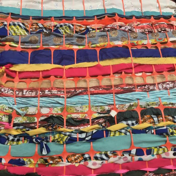 Left Bank Summer Family Workshops | Weaving with Beatrice