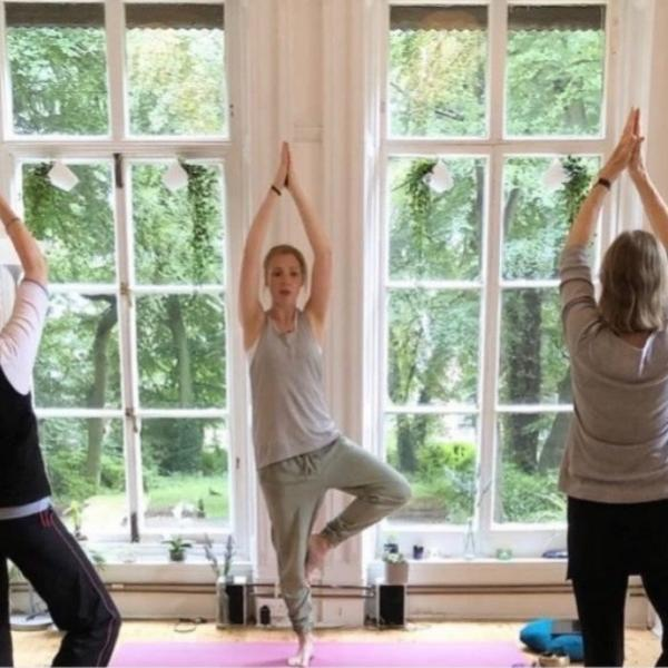 We Are Wellness: Beginners Yoga Course