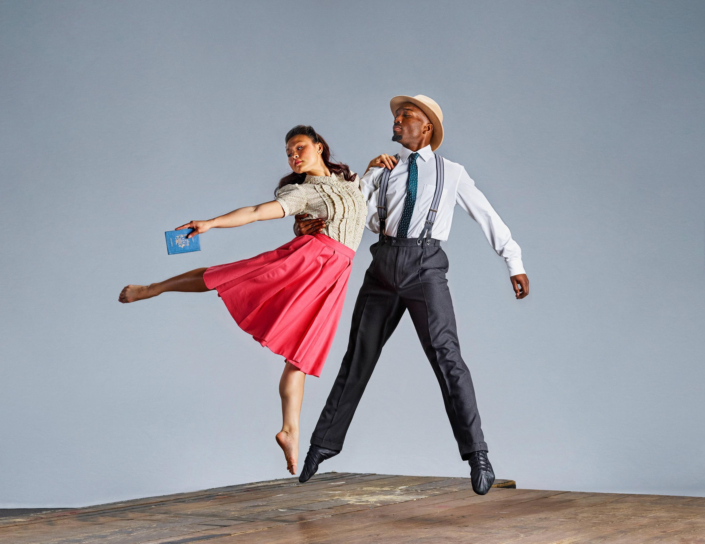 Phoenix Dance: Windrush